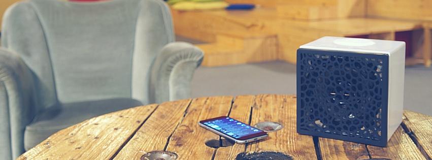 Wireless speaker app