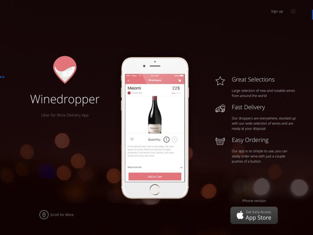 Winedropper