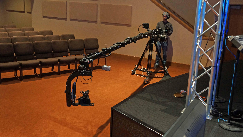 camera church