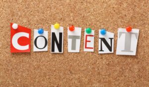 How and why would the individual look at your content?