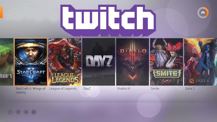 Twitch Streamers