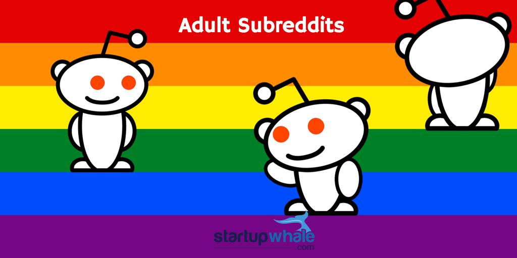 adult subreddit