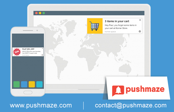 What are web push notifications?