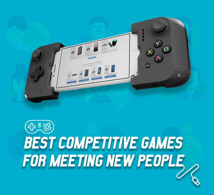 Best Competitive games