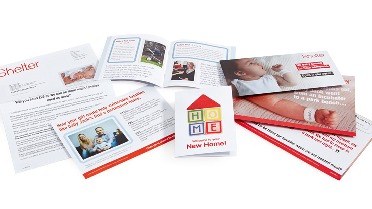 Catalogues direct mails & leaflets