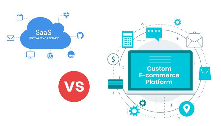 SaaS vs Open Source eCommerce Platform